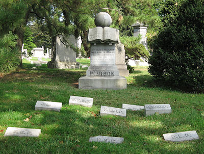 Pierson Family plot