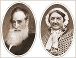 Robert and Mary Moffat