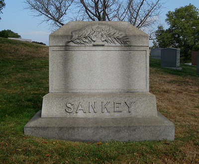 Sankey Family monument
