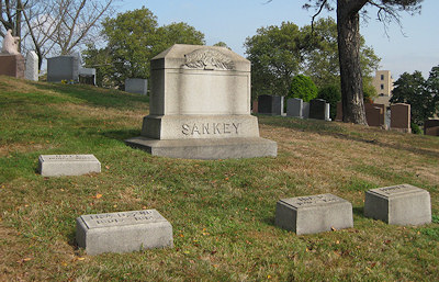 Sankey Family plot