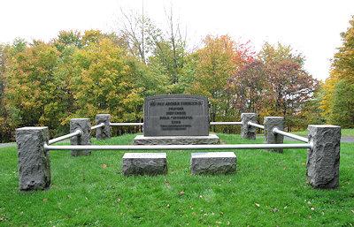 R A Torrey gravesite